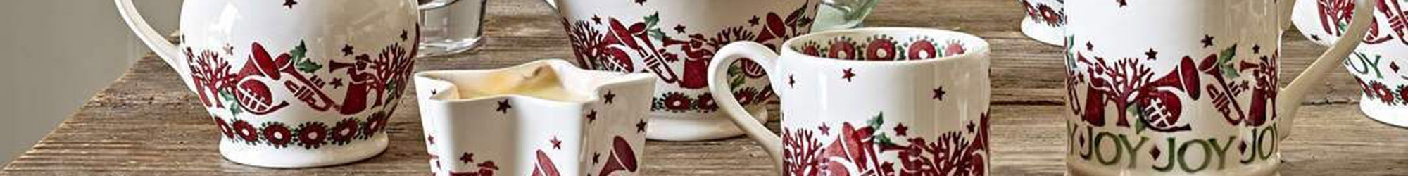 Emma Bridgewater Christmas & Holiday Collections