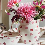 Emma Bridgewater Pink Hearts Collection
