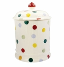 Emma Bridgewater Polka Dot 2 Pint Storage Jar