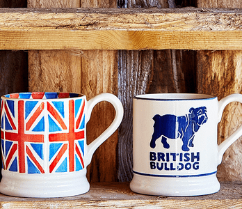 Emma Bridgewater Union Jack Collection