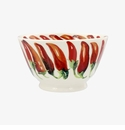 Emma Bridgewater Vegetable Garden Chillies Small Old Bowl