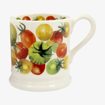 Emma Bridgewater Vegetable Garden Tomato 1/2 Pint Mug