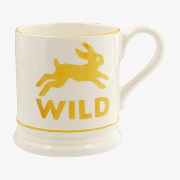 Emma Bridgewater Wild Rabbit 1/2 Pint Mug