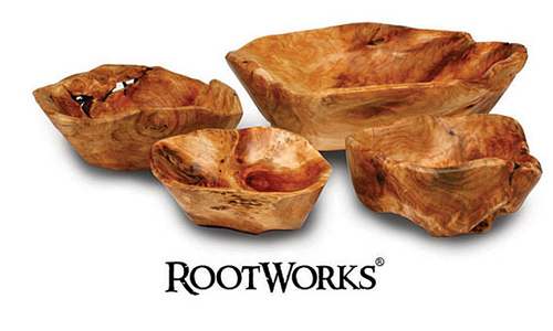 Enrico Rootworks Wood Bowls & Trays - Clearance Sale