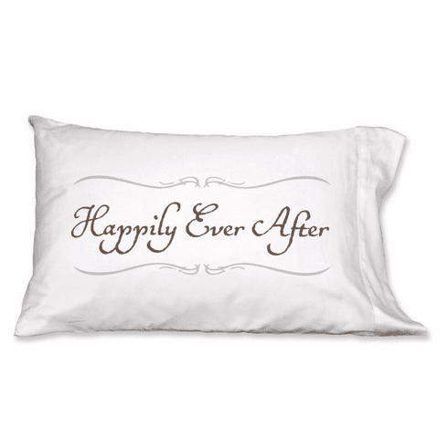 Faceplant Happily Ever After Standard Pillow Case