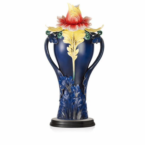Franz Collection Baroque Limited Edition Vase