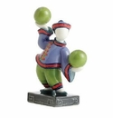 "Jean Boggio for Franz Collection ""Bei"" Boy With Ball Figure"