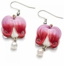 Franz Collection Bleeding Hearts Earrings