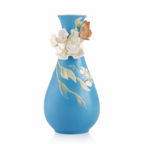 Franz Collection Butterfly Bud Vase