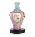 Franz Collection Butterfly Limited Edition Vase