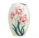 Franz Collection Delight Of Orchid Vase