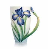 Franz Collection Eloquent Iris Mug