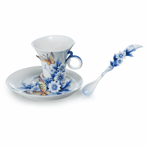 Franz Collection Forever Wedding Collection Porcelain Spoon