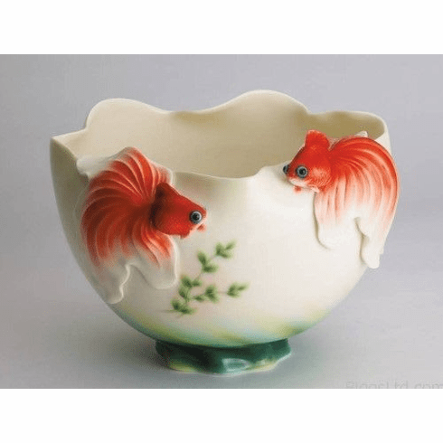 Franz Collection Goldfish Bowl