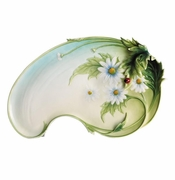Franz Collection Ladybug Large Tray