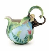 Franz Collection Monkey Creamer