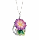 Franz Collection Morning Glory Necklace