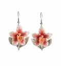Franz Collection Orchid Earrings