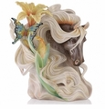 Franz Collection Paean Horse Limited Edition Vase