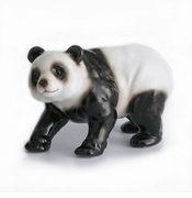 Franz Collection Panda Bear Walking Figure