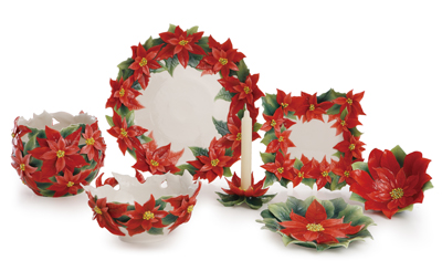 Franz Collection Porcelain Holiday Classic Collection