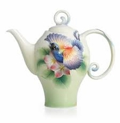 Franz Collection Shangri-La Teapot