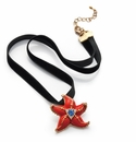 Franz Collection Starfish Necklace