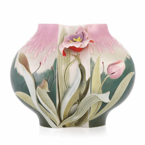 Franz Collection Tulip Limited Edition Vase