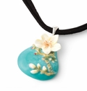 Franz Collection Van Gogh Almond Necklace