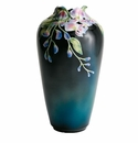 Franz Collection Wisteria Vase