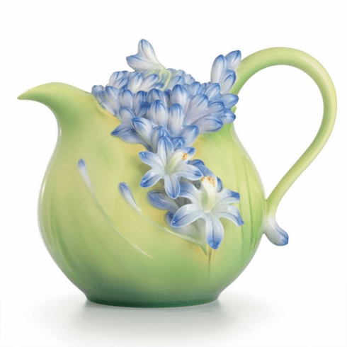 Franz Lily of the Valley Nile Teapot