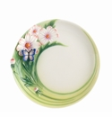 Franz Porcelain Cosmos of Color Butterfly Collection