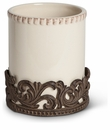 """GG Collection 7""""H Acanthus Utensil Holder"""