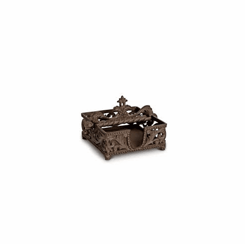 """GG Collection 7""""L Acanthus Napkin Holder"""