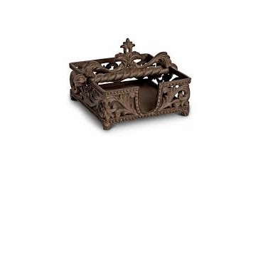GG Collection 7''L Acanthus Napkin Holder
