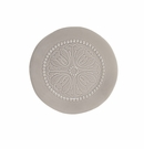 "GG Collection 8.5"" Stone Medallion Salad Plates (4)"