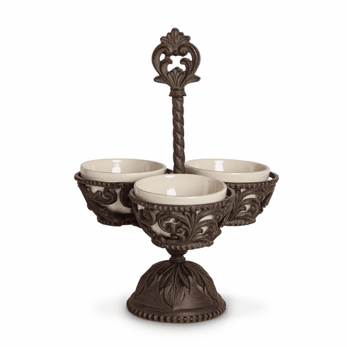 GG Collection Gracious Goods Condiment Server