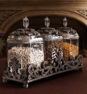 GG Collection Kitchen Canisters