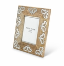GG Collection Wood Metal 5x7 Frame