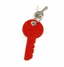 Graf Lantz Felt Key Chain Orange