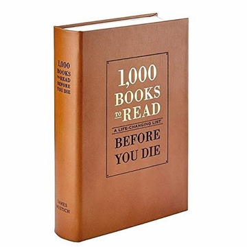 Graphic Image 1000 Books to Read