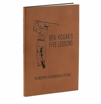 Graphic Image Ben Hogans 5 Lessons