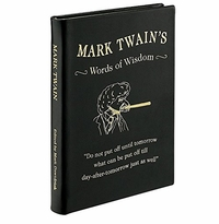 Graphic Image Mark Twain Words of Wisdom