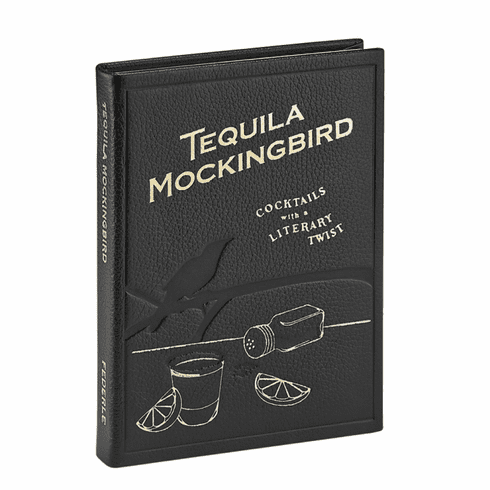 Graphic Image Tequila Mockingbird Book