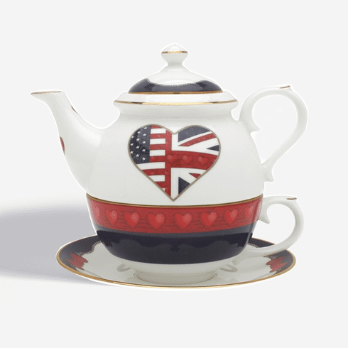 Halcyon Days A Very Special Relationship Tea for One