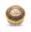 Halcyon Days Shakespeare Globe Theatre Enameled Box