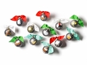 Happy Everything 12 Days of Christmas 65MM Glass Ornaments - Set of 12