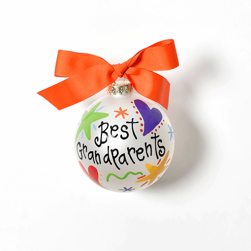 Happy Everything Best Grandparents Ornament