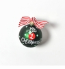 Happy Everything Glass Ornament - My First Christmas Ornament Boy