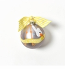 Happy Everything Glass Ornament - Stork We're Expecting